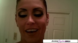 Jessica Jaymes sucking a...