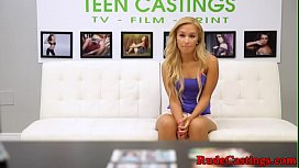 Real teen beauty blasted...