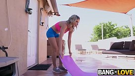 Cory Chase In Fucked On The Roof