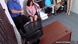 Negotiation started when officer JMac found the stolen item on suspect Andi James
