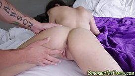 Stepsisters pussy railed
