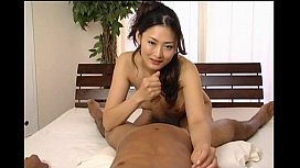 Pretty japanese chick on...