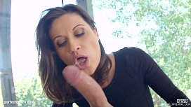 Messy creampie scene with superhot Madlin Moon from All Internal