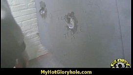 Young White Hottie Deepthroats At Gloryhole 3