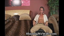 Hubby Offers Attractive Wife...