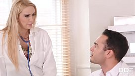 Hot Nurse Needs Doc'_s Dick