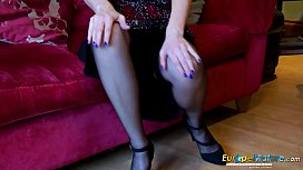 EuropeMaturE Horny Old Woman...