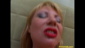 Beautiful hot mommy was...