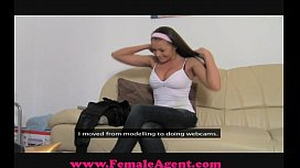 FemaleAgent All natural busty...