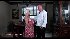 Claudia Marie Fucked By Latino Teenager And Then A Black Man