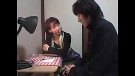 Japanese Handjob Punishment Manabu...