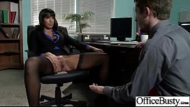 Superb Woker Girl Mercedes Carrera With Big Tits Get Hard Sex In Office Clip-22