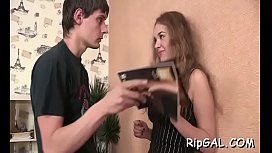 Teen porn monster rod...
