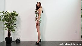 Hot MILF With Big Tits Creampied During Audition