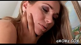 Donga rodeo after doggie from sugary mature gf Evelina Marvellou