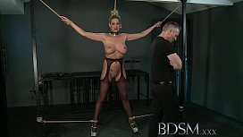 BDSM XXX Master gives...