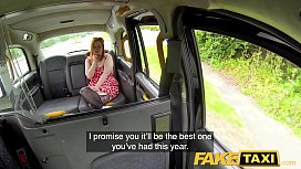 Fake Taxi Ginger cock...