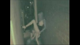 Straight Busted On Security Cam - 19camsnet