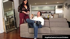 Hot BBW Angelina Castro...