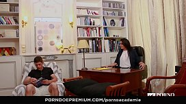 PORNO ACADEMIE - Gorgeous French...