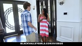 BlackValleyGirls - Peeping Tom Fucked...