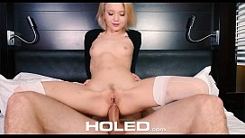 HOLED - New Anal Site...