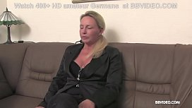 Thick German milf makes 69 and fucks for Valentines Day