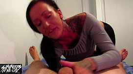step mom chantelle fox fucks you and begs you to cum in side her
