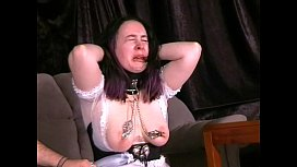 Kinky lazy maids domestic punishment and nipple torments
