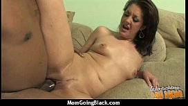 Mommy stuffed with BBC 4