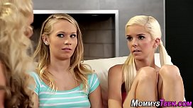 Teens oral guided by...