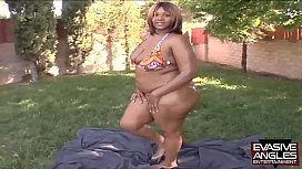 EVASIVE ANGLES Big-Um-Fat Black Freaks - African-American BBW