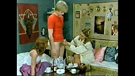 Classic Porn Family-Kids Play Doctor And Mom Joins In Small Dick