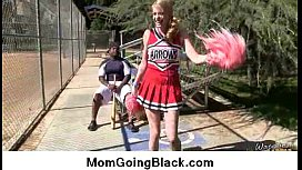 Watching my mom go black Amazing Interracial Sex 11