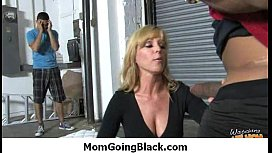 My mom is fucked by her black friend 16