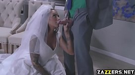 The Bride sucking Juelz...