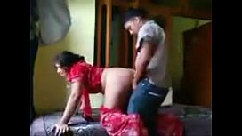 Haryanvi village Bhabhi Sapna in Salwar Suit Fuck By Devar Manoj Download mp4 XXX porn videos