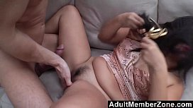 AdultMemberZone - He makes her squirt so much she can'_t take it anymore
