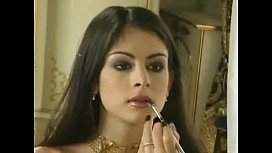 Hot Latina Lucie Lee DP'd for Messy Facial