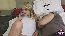 Blondie and sexy teen...