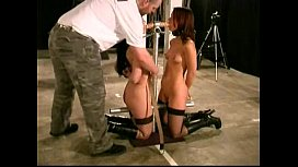 Two slaves training PART...