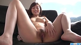 Saya Niiyama plays naughty...