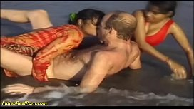 Indian sex orgy on...