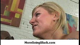 Huge chocolate cock fuck milfs tight pussy 13
