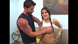 Vanessa Lynn with big...