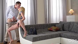 Desperate housewife gets a...
