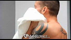 HD ManRoyale - Morning sex...