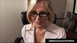 Hot Office Milf Julia...