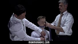 Missionary boy gets penetrated...