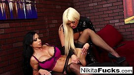 Nikita Von James and...